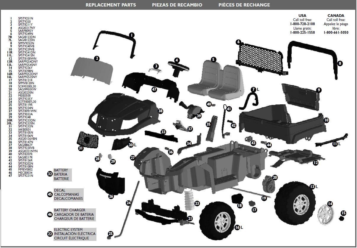 peg perego gator xuv 550 wiring diagram stack virtual environment john deere orbit