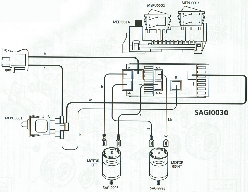 Peg Perego Gator Wiring Harness : 31 Wiring Diagram Images