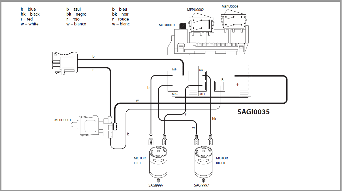 6x4 Gator Electric Lift Wiring Diagram Gator 6x4 Electric Lift ...