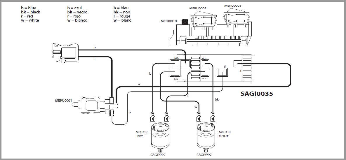 [DIAGRAM] Peg Perego John Deere Gator Wiring Diagram FULL