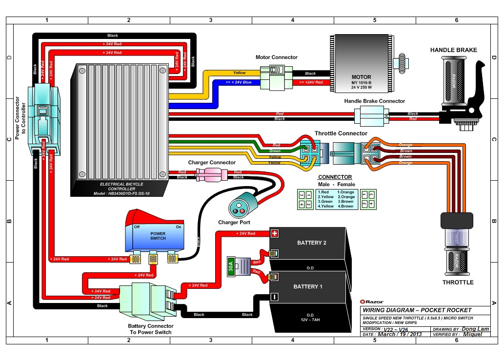 110cc Chinese Atv Wiring Diagrams Pocket Rocket Parts Kidswheels