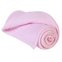 Pink Cotton Baby Blankets by Kids Wholesale Clothing