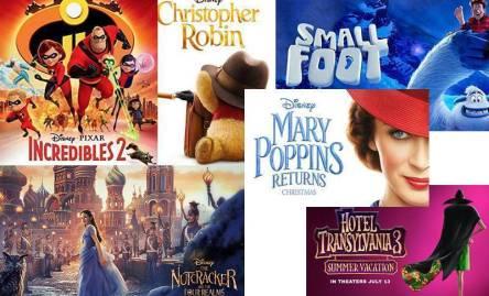 Top Ten Kids' Movies of 2018