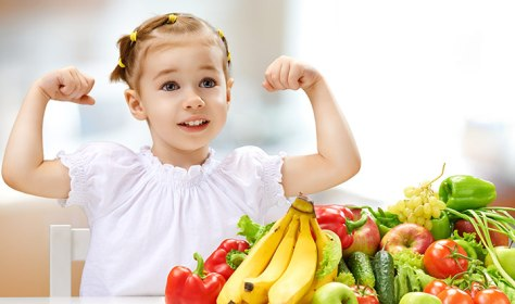 Importance of Nutrition for Kids