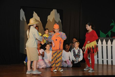 Children Theatre Program