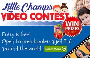 Little Champs Video Contest for Preschoolers