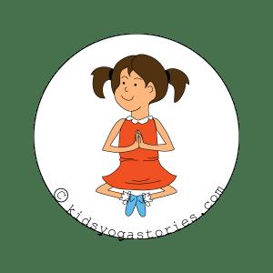 Cobbler's Butterfly Pose for Kids - Kids Yoga Stories