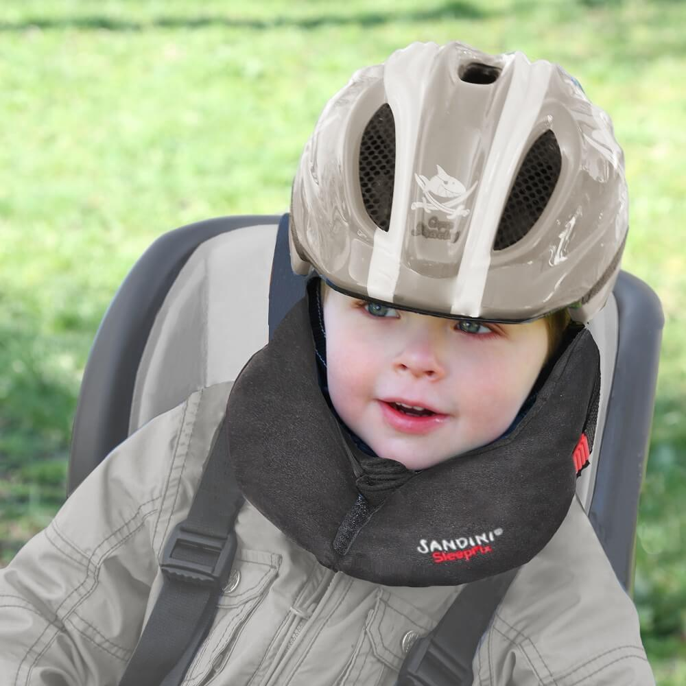 Baby and toddler car seat head support No more slumping