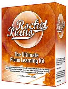 piano learning kit