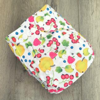 Reusable Cloth Pocket Nappy Fruit