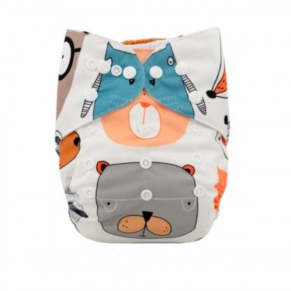 Reusable Cloth Pocket Nappy Bears