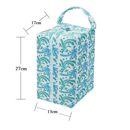 Reusable Nappy Wet Pod Bag Measurements