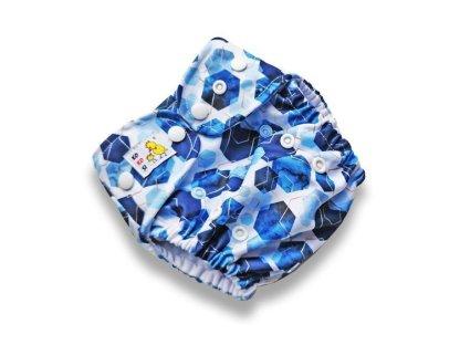 Kokosi Cloth Reusable Pocket Nappy Hexagons