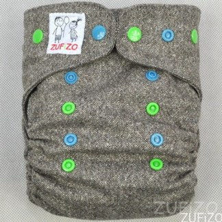 Zufizo Wool Nappy Cover Wrap 100%