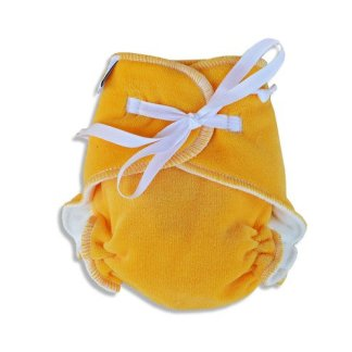 Kokosi Newborn fitted nappy
