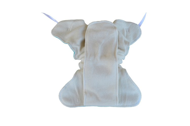 Fitted Newborn Size 1 Reusable Nappy