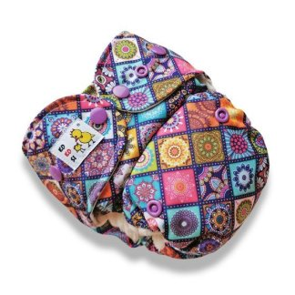 Reusable Cloth Nappy AIO all in one Kokosi