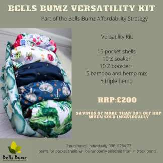 Bells Bumz Reusable Nappies UK