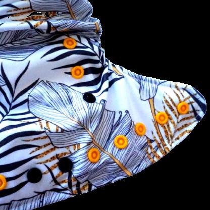Reusable Cloth NAppy Tuuptus Fit like pants nappy