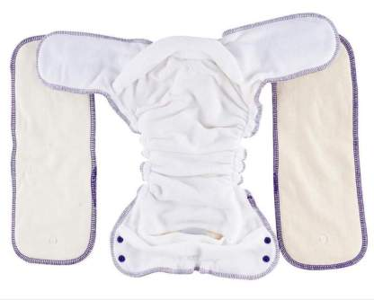 Reusabelles fitted nappy