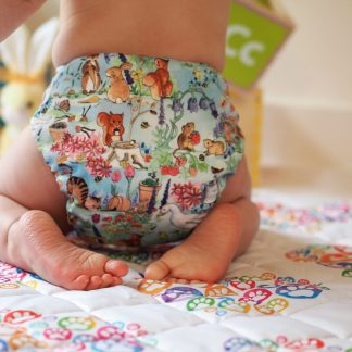 Baby Bare Reusable Nappy