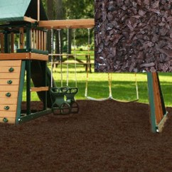 Daycare Tables And Chairs Swing Chair For Newborn Playground Recycled Rubber Mulch Choclate Brown