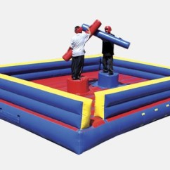 Lifetime Chairs And Tables Paula Deen Dining Joust - Commercial Inflatable
