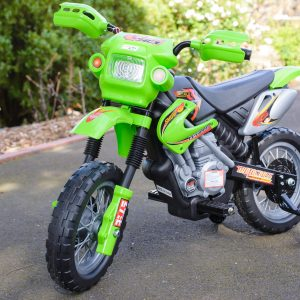 Motor-Cross-Green-Ride-On-Bike-Front1