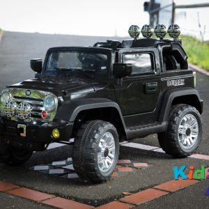 Jeep-Black-Ride-on-Car-Front-Side1