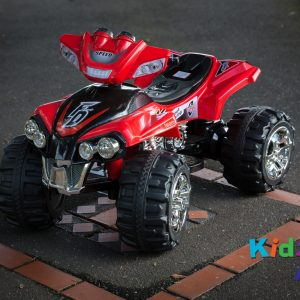 Quad-Red-Ride-on-Bike-Front