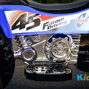 Quad-BIke-Blue-Ride-on-Bike-Side-Close-Up