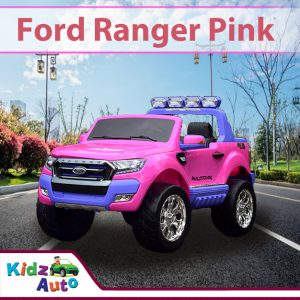2017 Licensed Ford-Ranger Pink