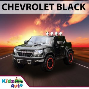 Ride on Car - Chevrolet Black
