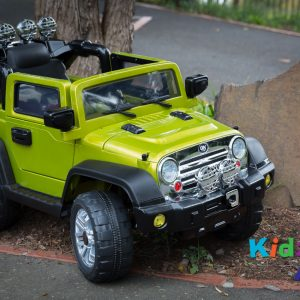 Jeep-Green-Ride-on-Car-Off-Road