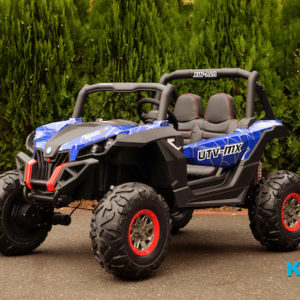 24V Beach Buggy - Blue - Side Front