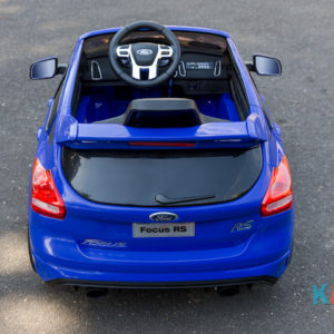 Licensed Ford Focus - Blue - Back