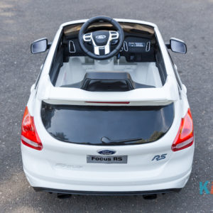 Licensed Ford Focus - White - Back