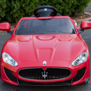 Licensed Maserati GranTurismo MC - Red - Front