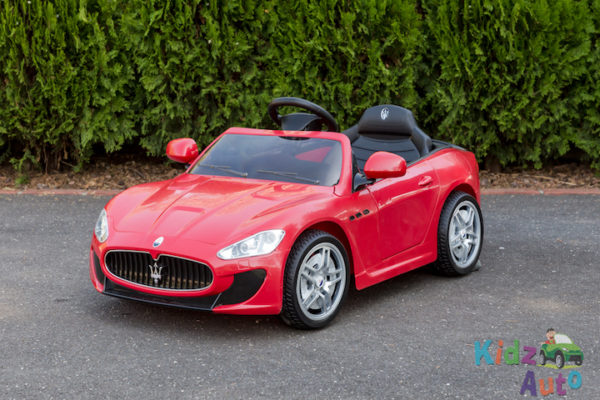 Licensed Maserati GranTurismo MC - Red - Profile Pic