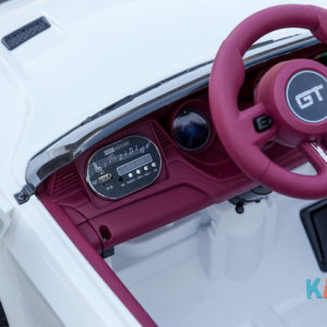 Licensed Nissan GT - White - Dashboard 2