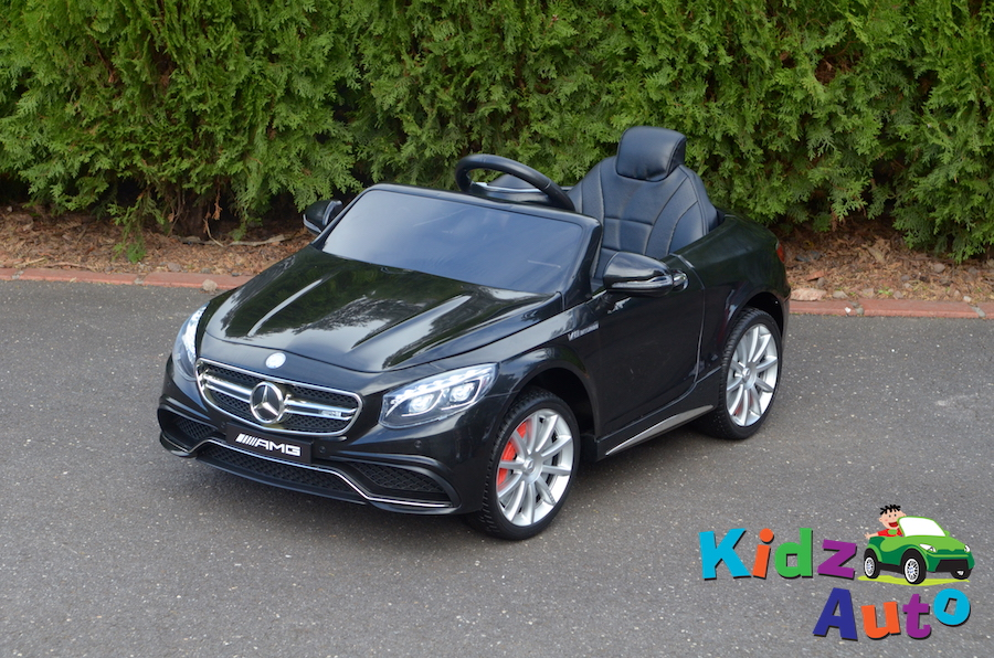 KA318 – Licensed Mercedes S63 AMG – Black – Profile