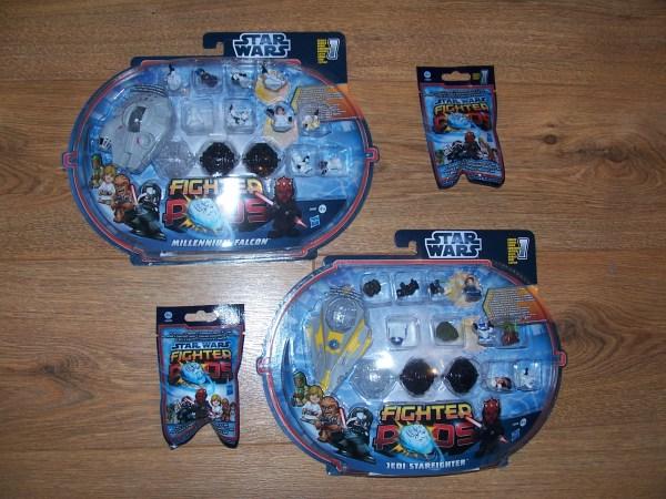 Star Wars Fighter Pods