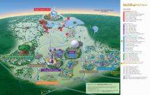 Walt Disney World Resort Map