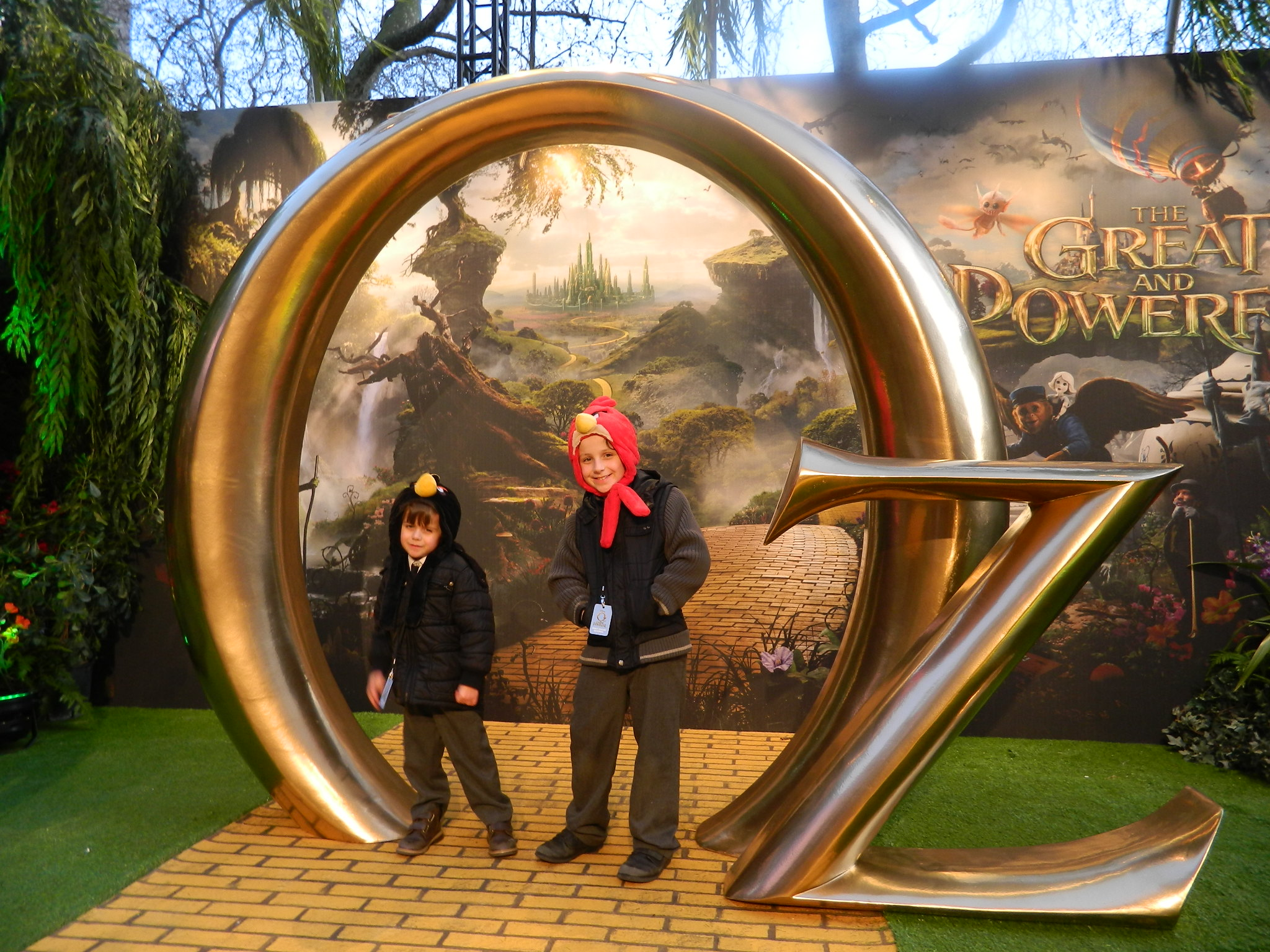Disney S Oz The Great And Powerful 2d 3d