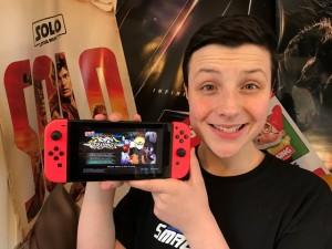 Nintendo Switch Naruto Shippuden Ultimate Ninja Storm