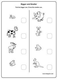 Activity Sheets for Kindergarten,Printable Teachers