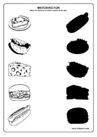 Shadows Kindergarten Science Worksheets. Shadows. Best