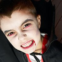 Safe Halloween Makeup for Kids