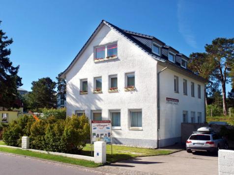 Appartementhaus Alinga
