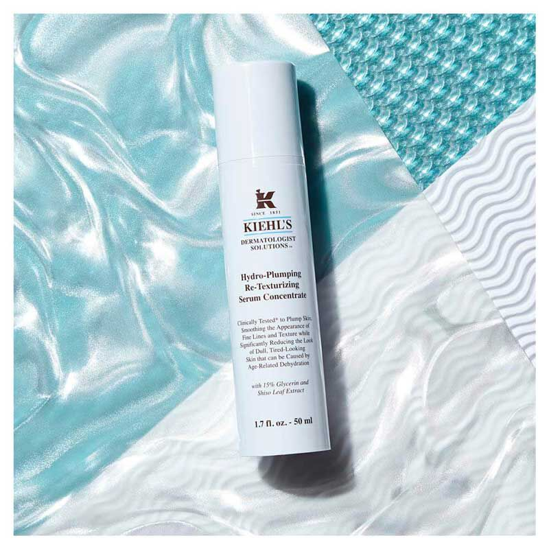 Hydro-Plumping Re-Texturizing Serum Concentrate   Kiehl's HK